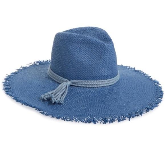 NWT Nordstrom Caslon Floppy Summer Hat da4cbe8d51f8